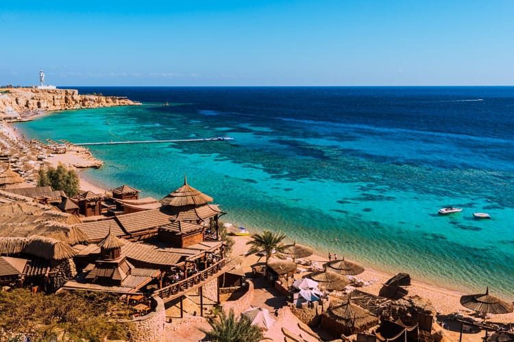 where to vacation in egypt - sharm el shiek