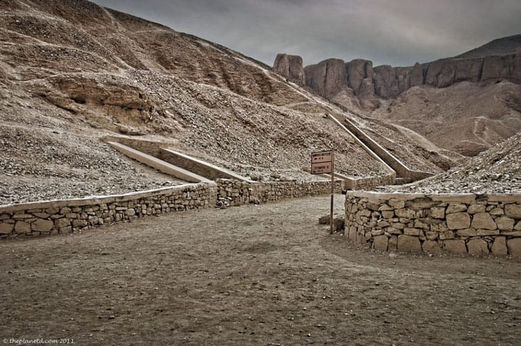 egypt tourist attractions | valley of the kings