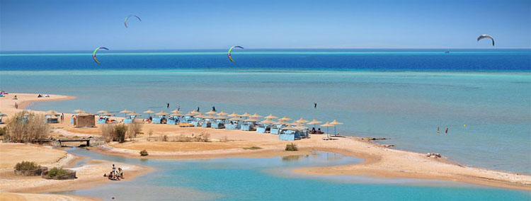 other cities in egypt - el gouna