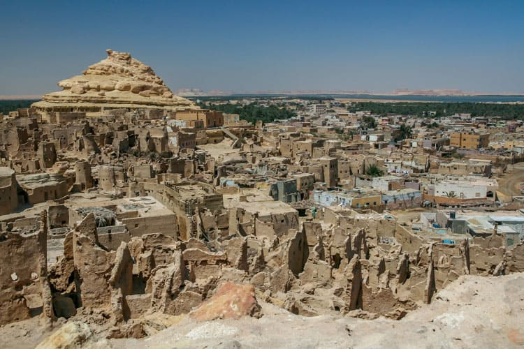 egypt places to visiti - siwa oasis