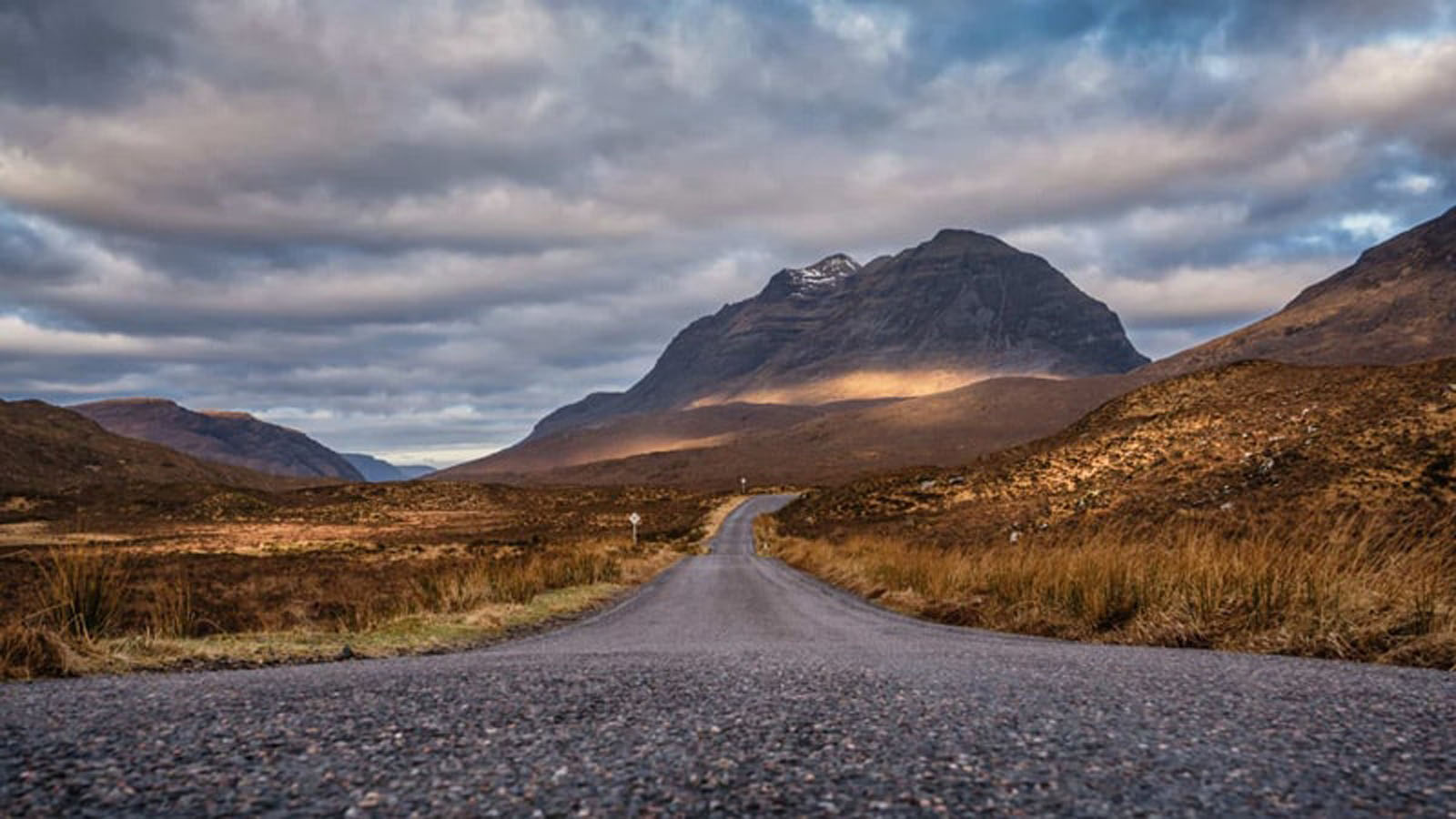 places in europe scottish highlands