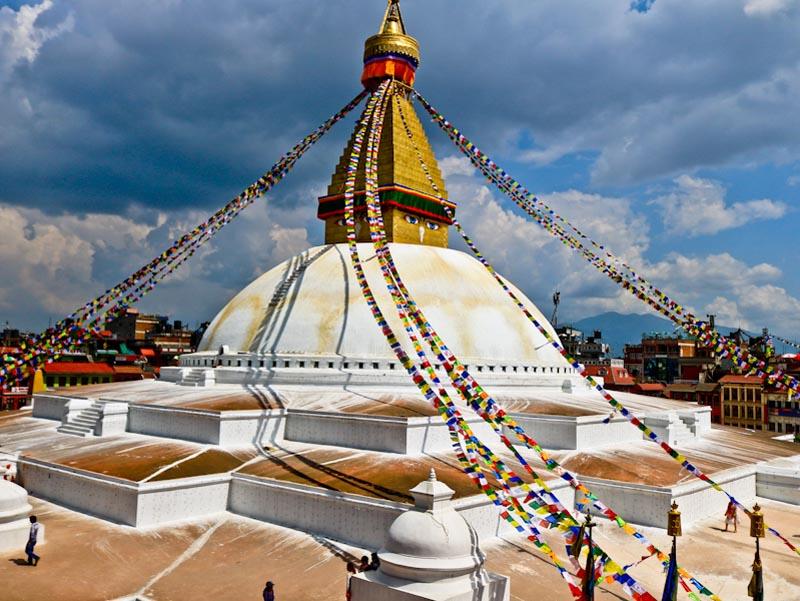 what to do in Kathmandu Boudanath Stupa