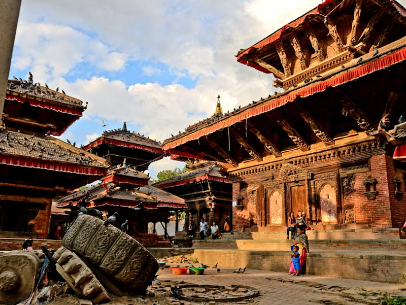 Top 6 Places to visit in Kathmandu, Nepal | The Planet D