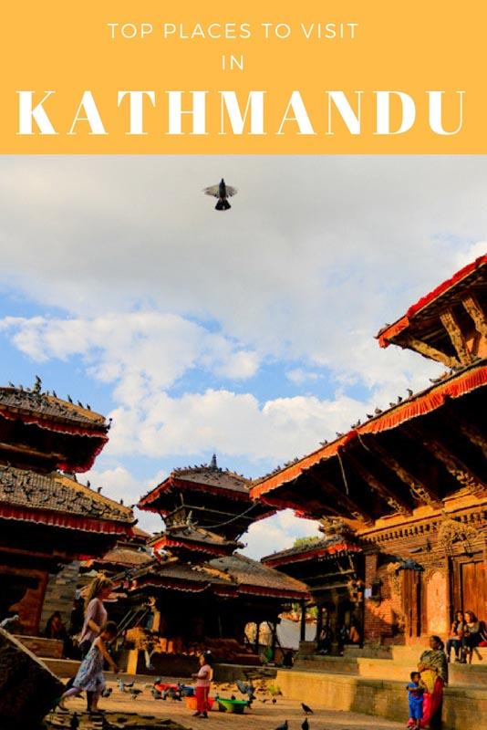 top places to visit in kathmandu nepal