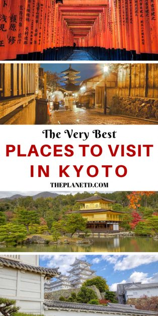 best places to visit in kyoto japan