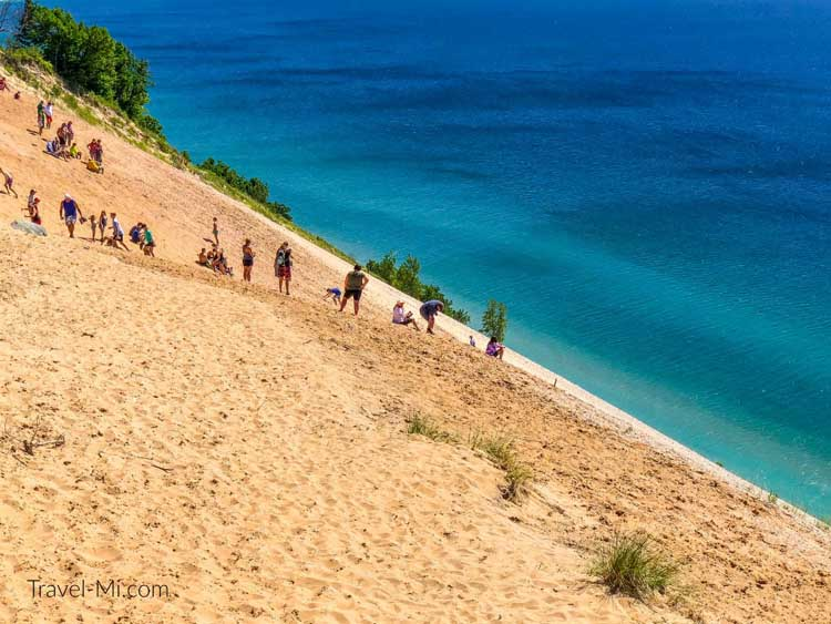 visit michigan places | sleeping bear dunes