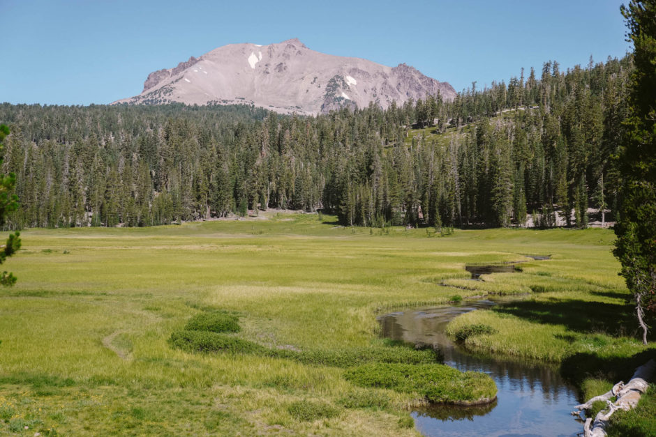 places to visit in northern california lassen