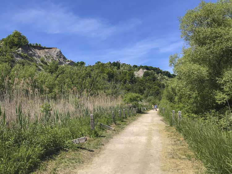 places to visit in ontario | scarborough bluffs