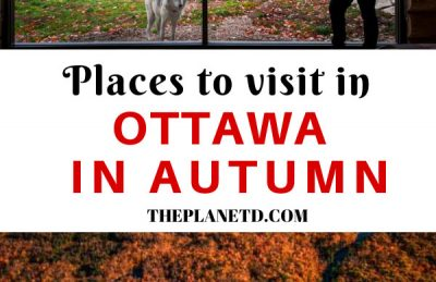 places to visit in Ottawa in Autumn