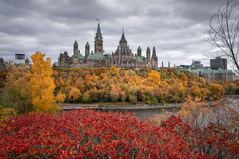 Places to Visit in Ottawa this Autumn