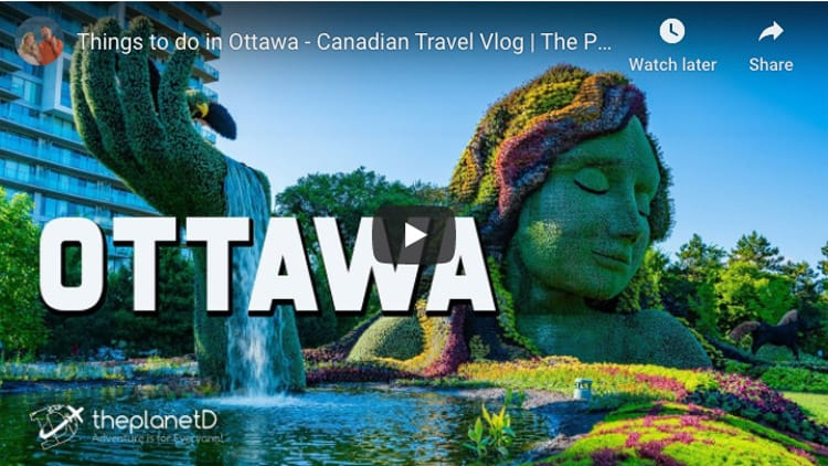 places to visit in ottawa | video