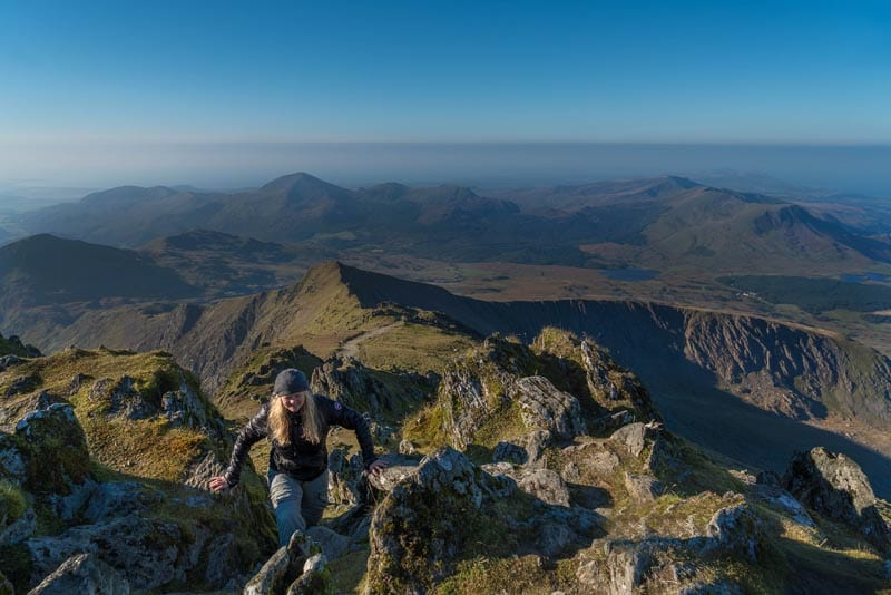 where to visit in Wales Snowdonia