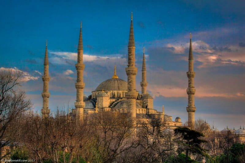 plan your dream trip Blue Mosque Istanbul