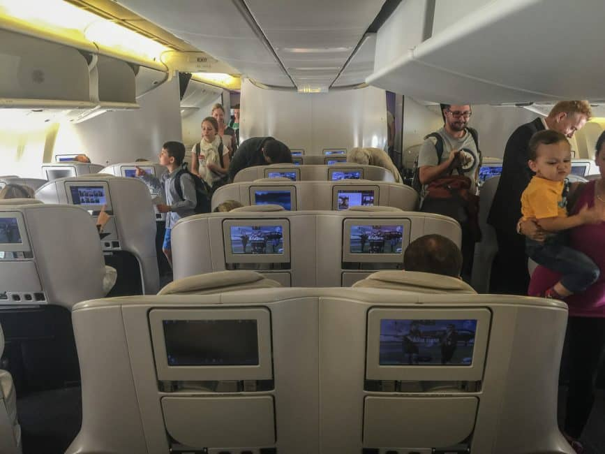 cabin premium economy air new zealand