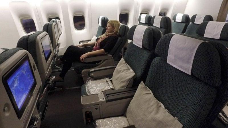 premium seats deb