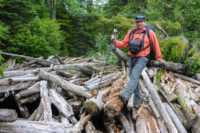 dave pukaskwa coastal hike tips