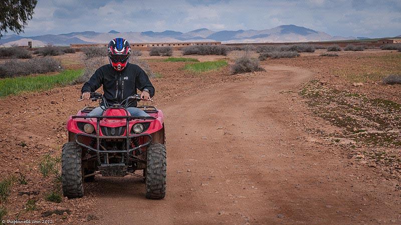 Quad Marrakech Dave