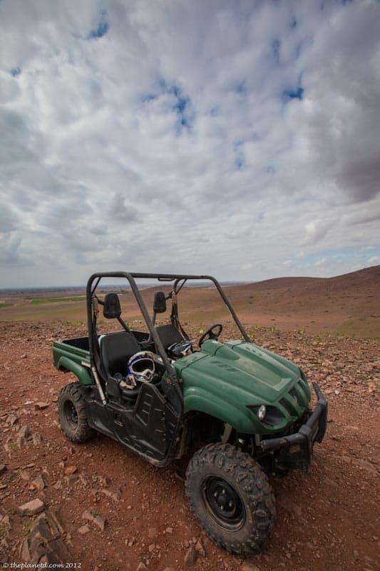 marrakech desert tour quad