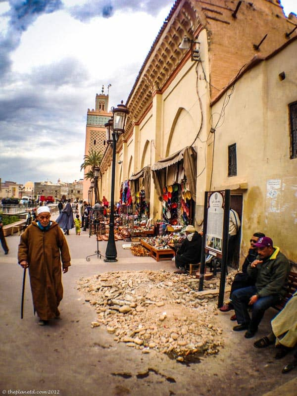 quad biking marrakech medina