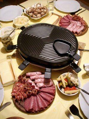 raclette quebec