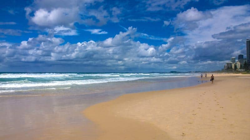 beach queensland
