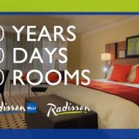 radisson hotel giveaway