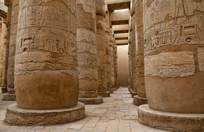 ancient temples of egypt