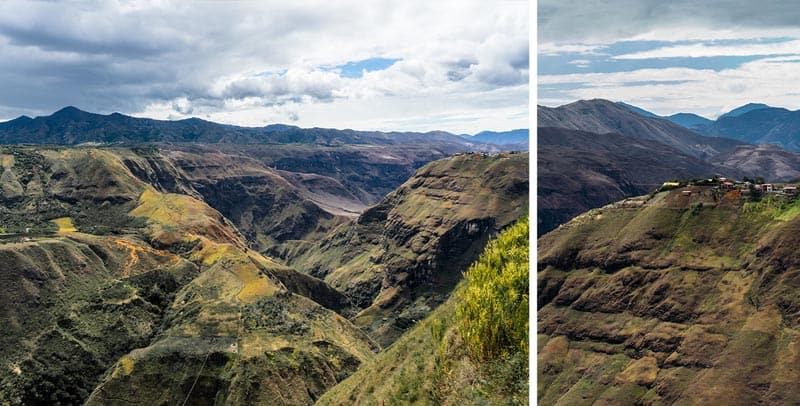 reasons to travel to colombia landscape