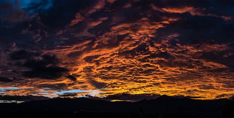 visit colombia skies