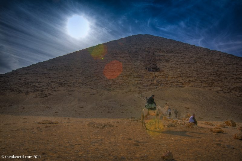 The Red Pyramid of Egypt – Experience it Inside and Out