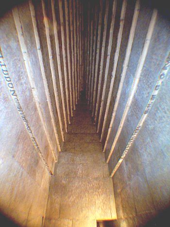 tomb red pyramid