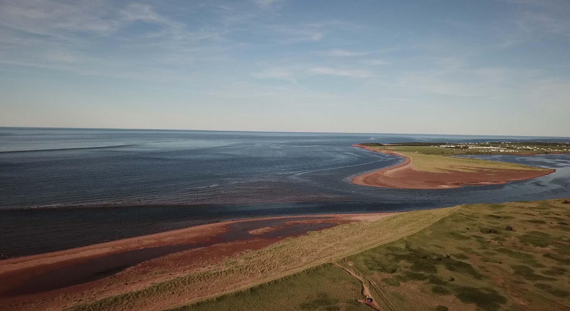 red sands prince edward island