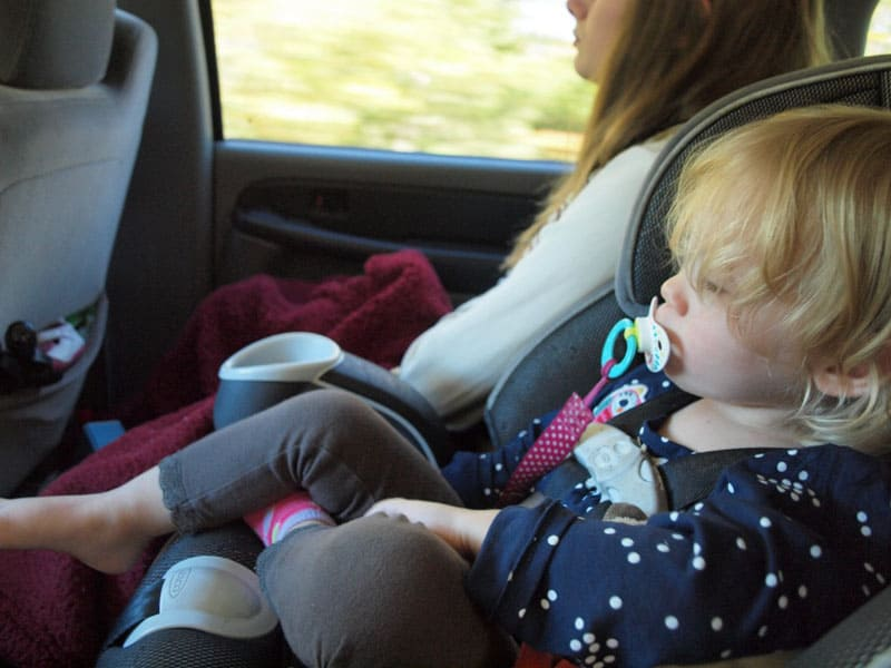 rediscover family travel children car
