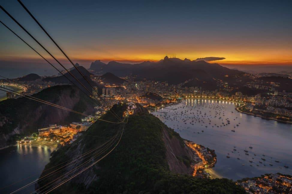 rio best skyline