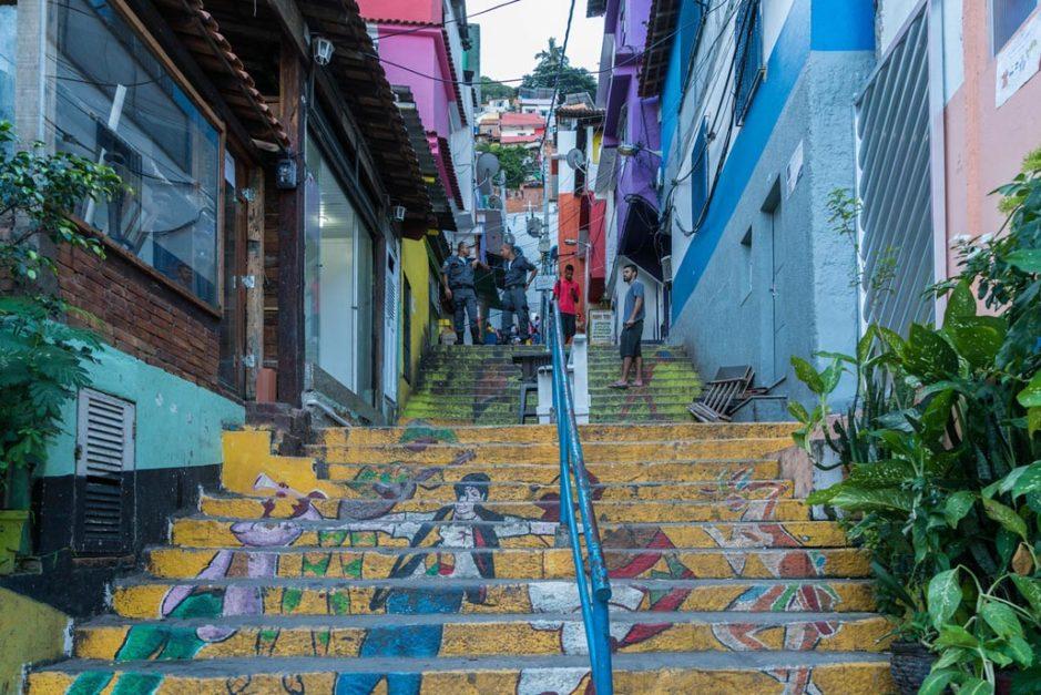 Santa Marta Favela Rio