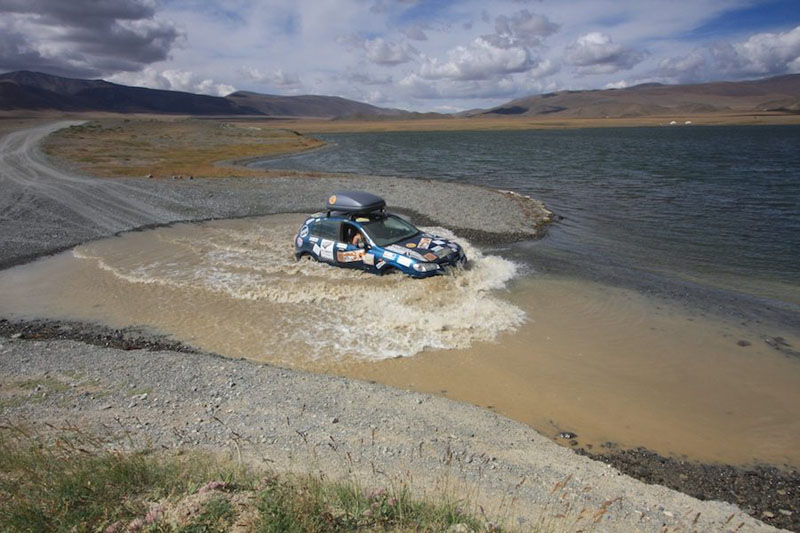 River Crossings, Driving Excitement and Adventure