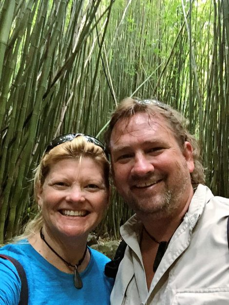 bamboo forest maui hawaii