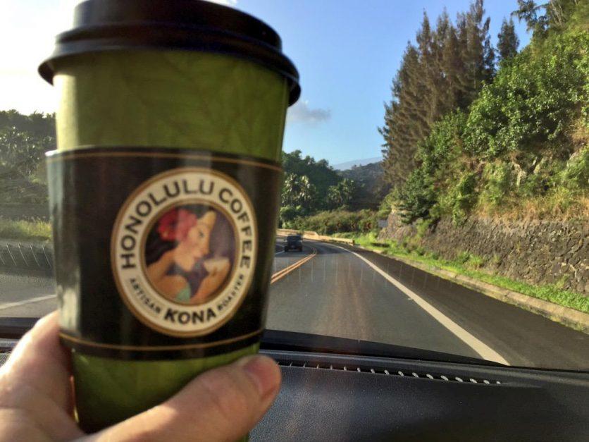 road to hana coffee bar