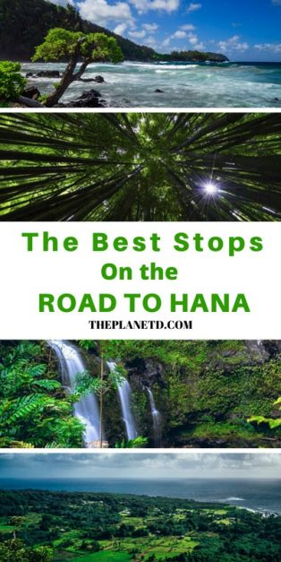 17 Fantastic Road To Hana Stops - With Video