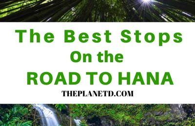 best stops on the road to hana
