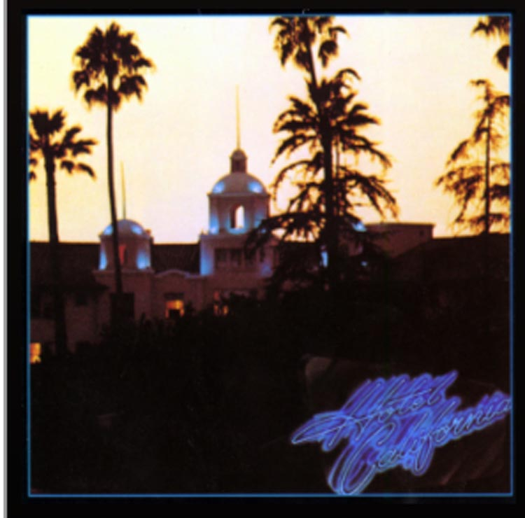 road trip music | all of hotel california