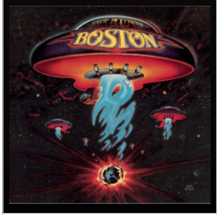 more than a feeling boston | road trip music