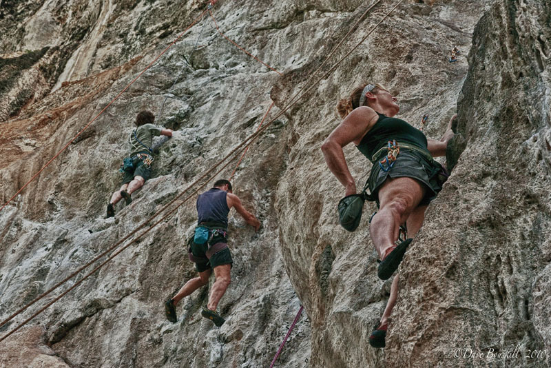 Rock Climbing in Railay, the Final Day