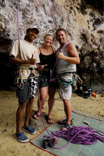 rock climbing raleigh
