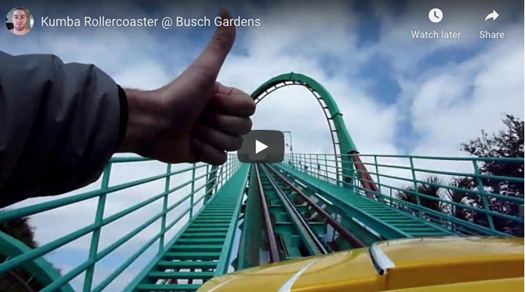 roller coasters best in florida kumba