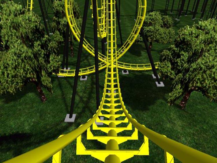 Top 10 Roller Coasters in Florida