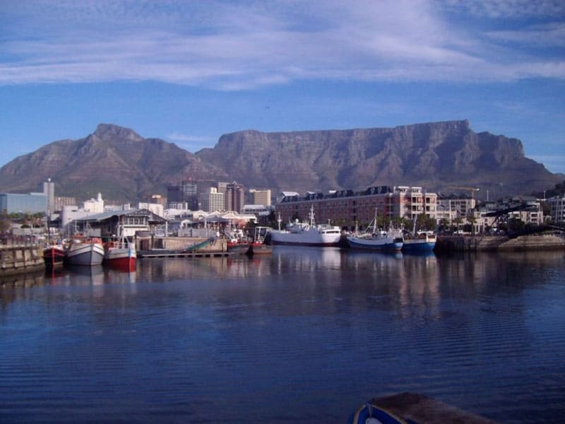 romantic cities south africa