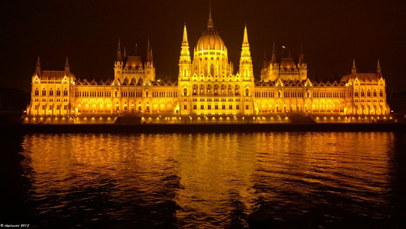 romantic getaways danube