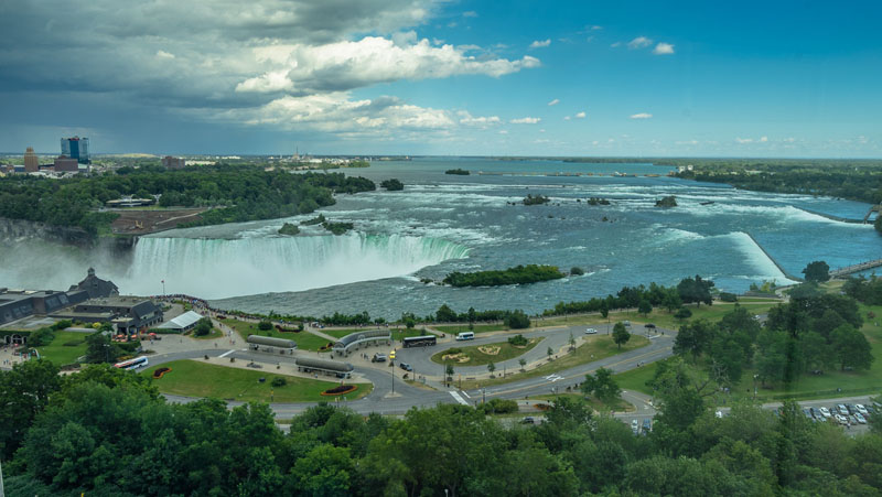 romantic ontario getaways falls