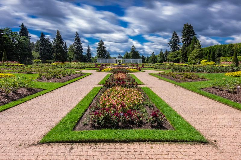 garden getaway